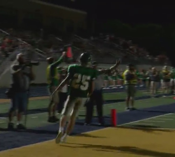 Alleman wins at home against Quincy Notre Dame