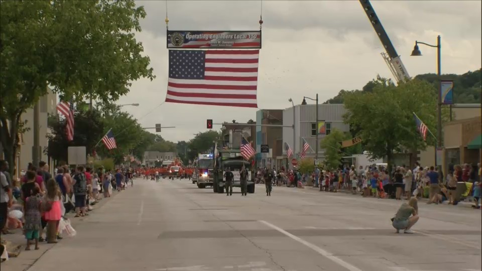 East Moline celebrates with 35th annual Labor Day parade