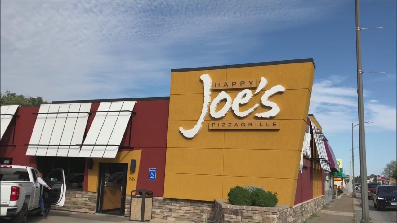 Foodie Friday: Happy Joe's