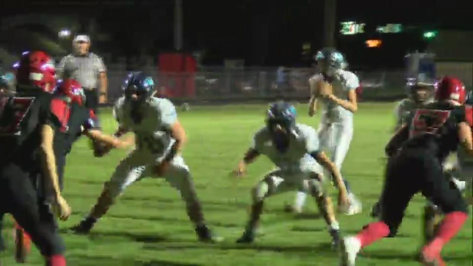 Fulton takes down Bureau Valley 20-12