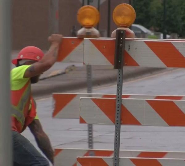 River Drive Closed 6 p.m.