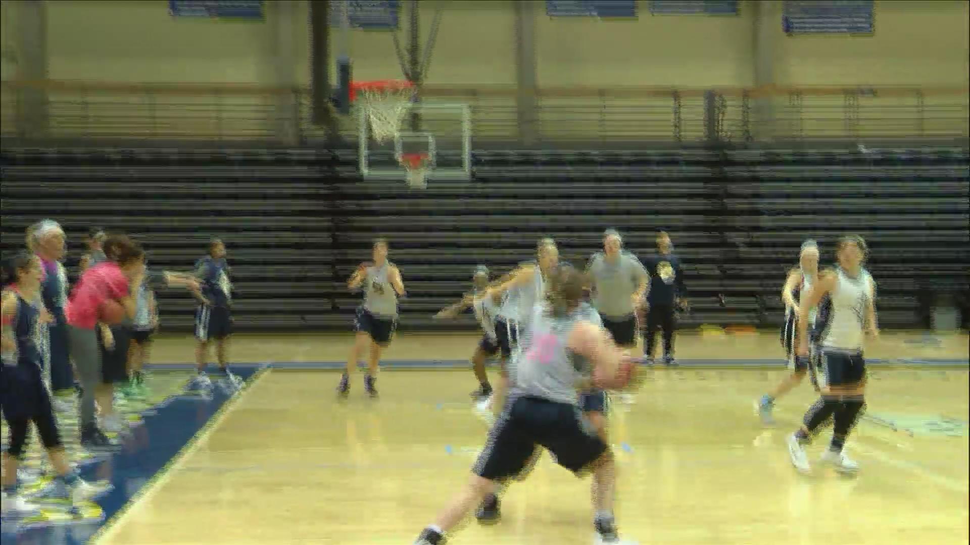 Augustana Women Basketball