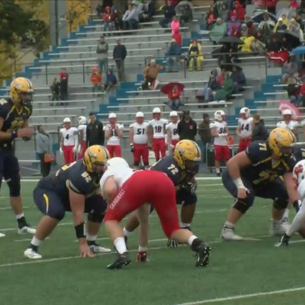 Augustana falls to North Central at home
