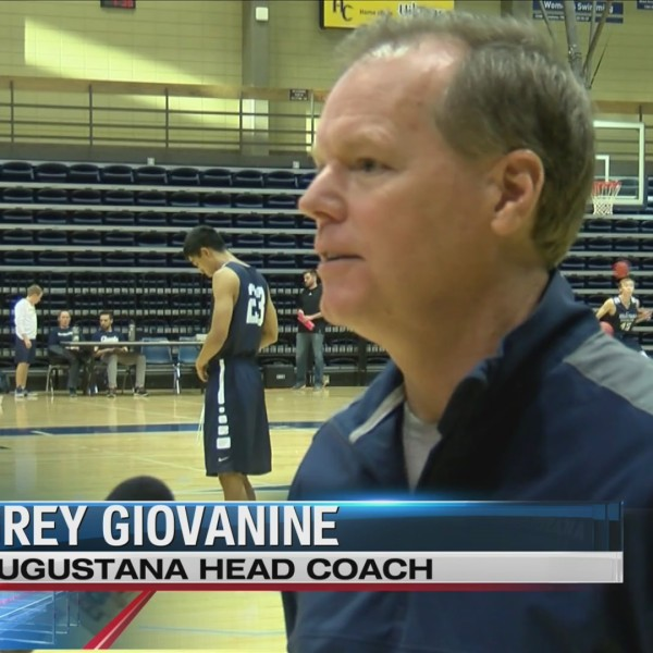Augustana hopeful for more successful season.