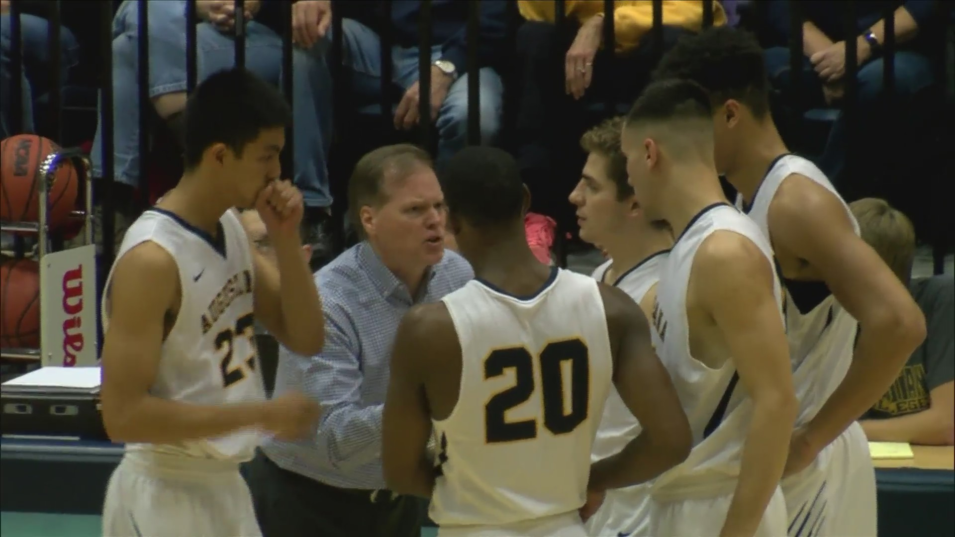 Augustana seniors clutch in overtime win