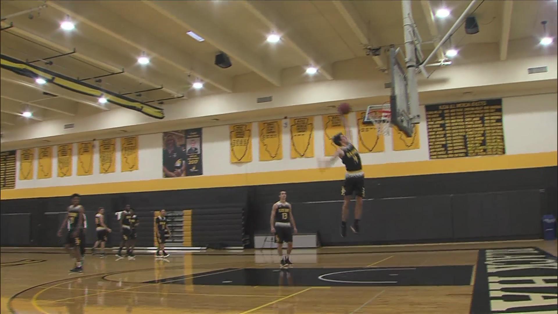 Black Hawk Basketball teams season outlook.
