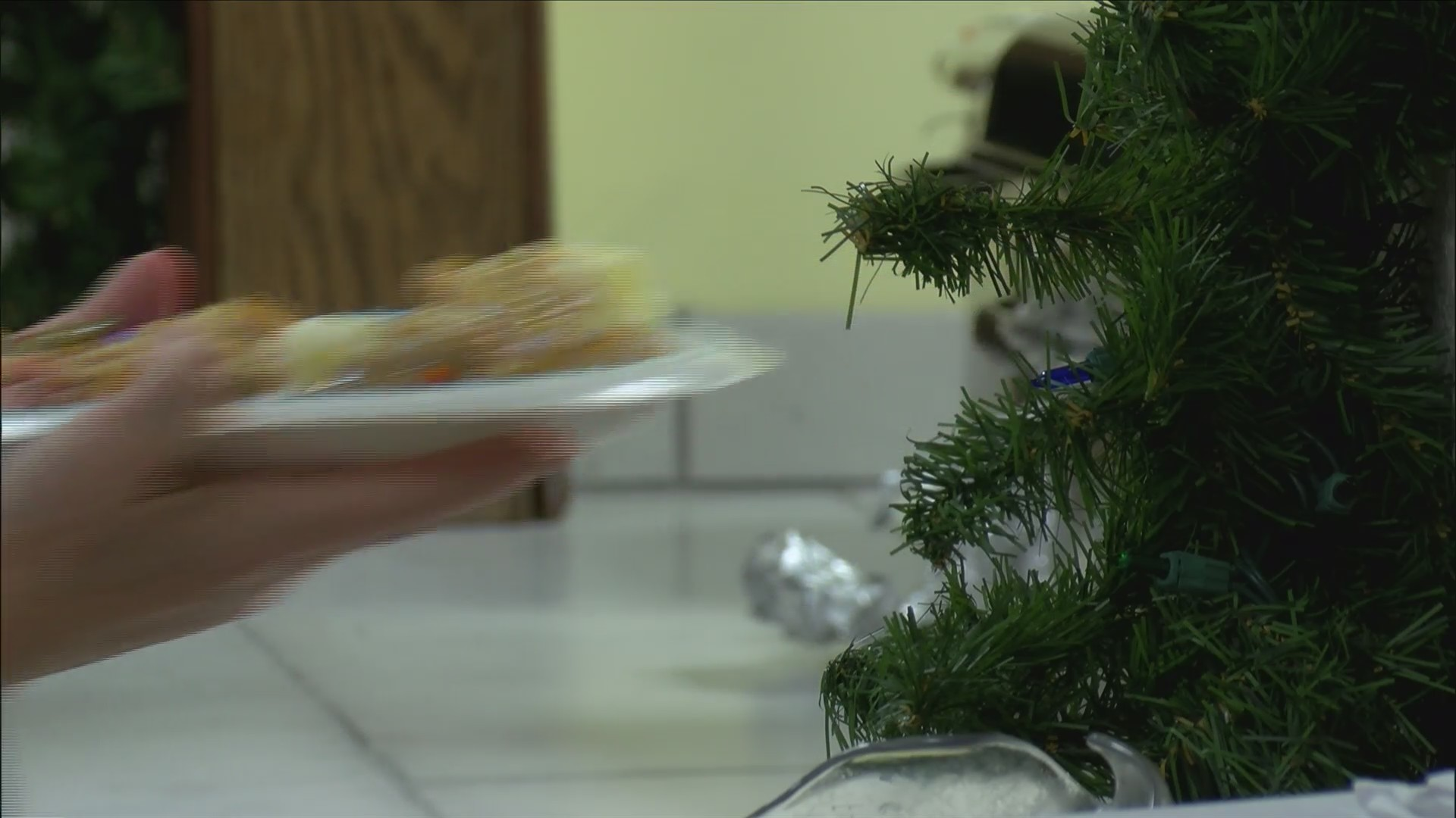 A family's tradition gifting to the community