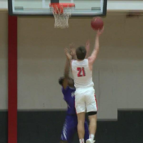 Assumption boys basketball tops Burlington
