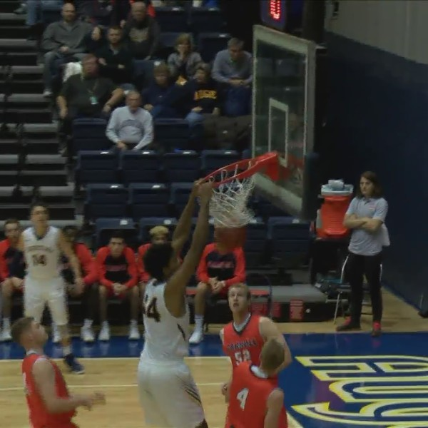 Augustana men's basketball tops Carroll in conference opener