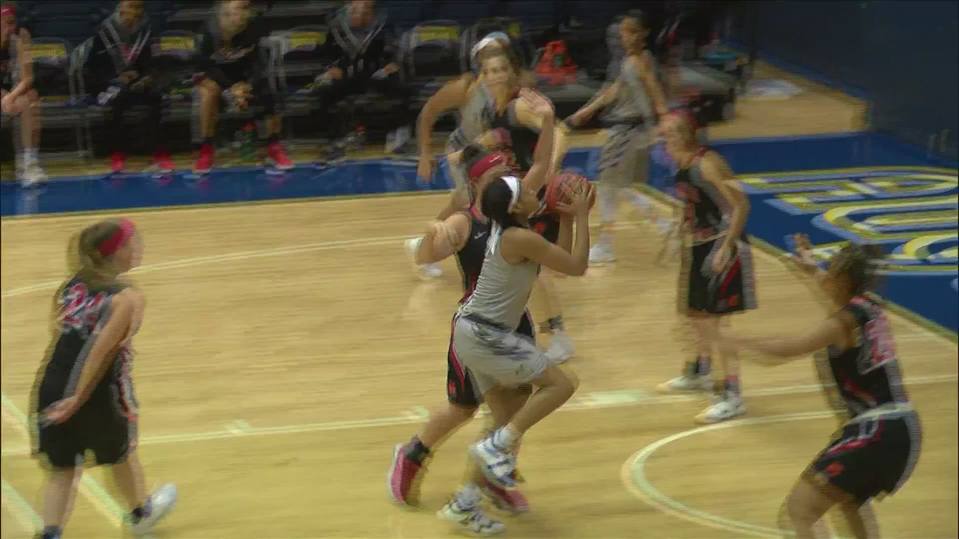 Augustana women's basketball falls to North Central