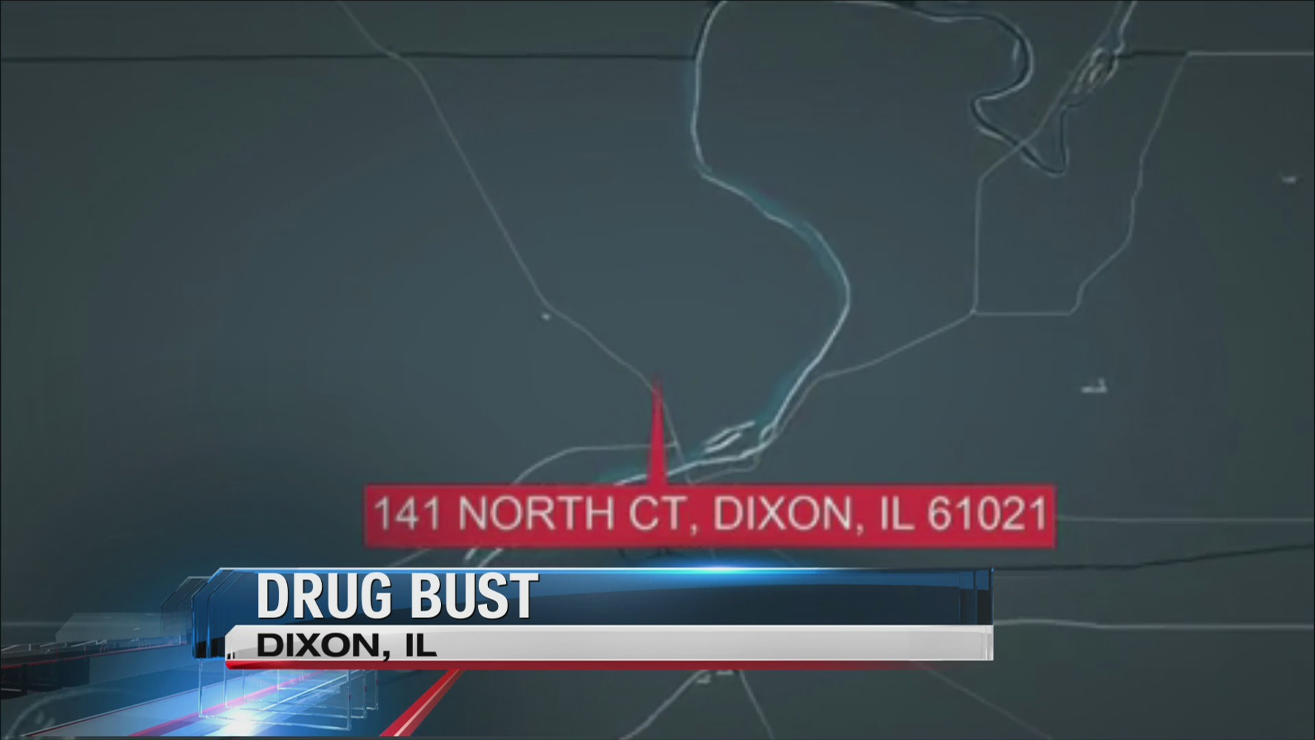 Dixon drug bust: More than 100 grams of cocaine