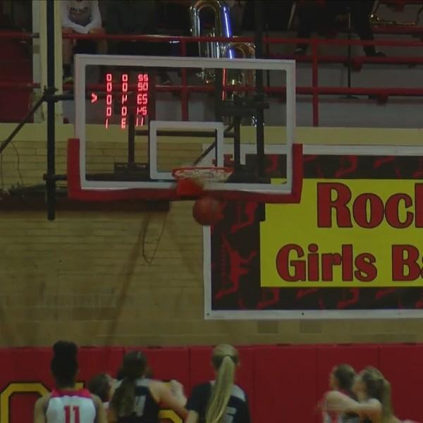 Lady Rocks win 51-31.