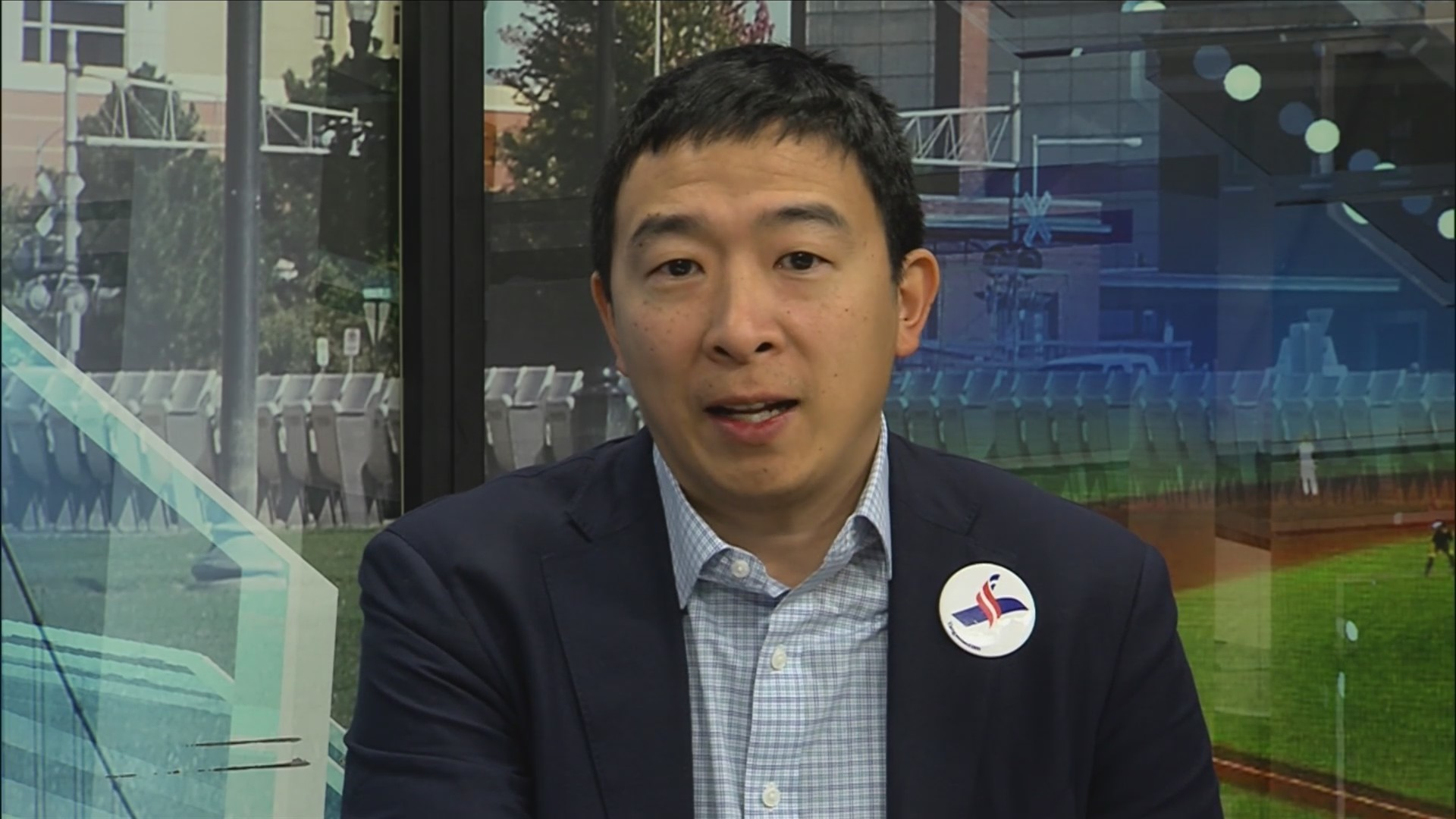 4TR WEB EXTRA Democrat Andrew Yang wants you to own your personal data and compensated for it