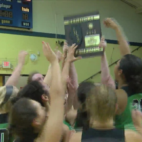 Alleman girls take regional with win over Riverdale