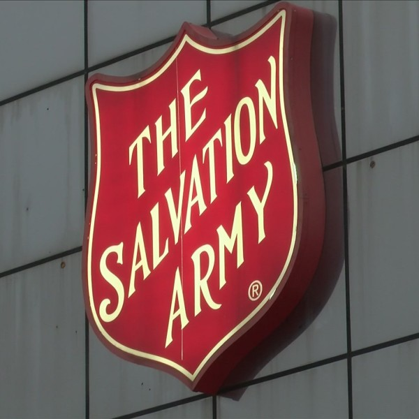Learning About the Salvation Army!