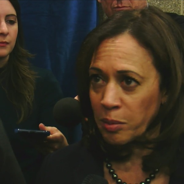 Senator Kamala Harris visits the Quad Cities