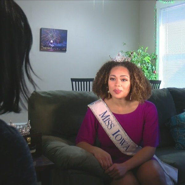Celebrating Women: Miss Iowa Mikhayla Hughes-Shaw
