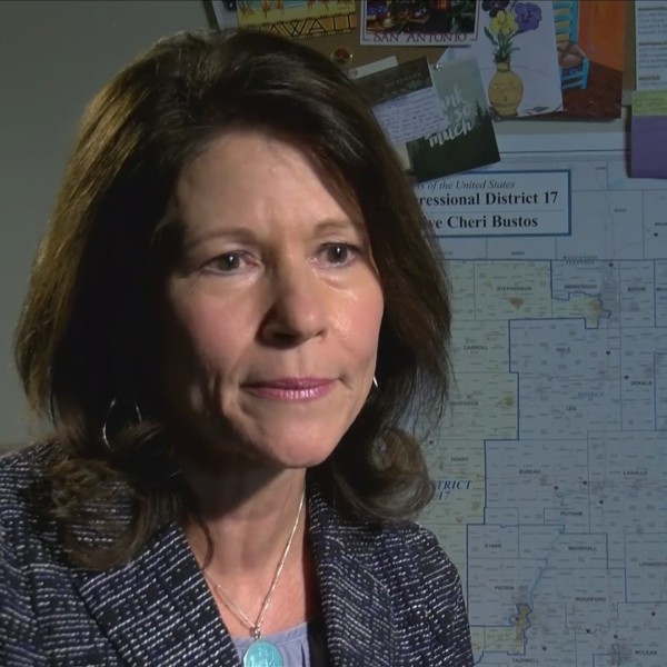 Celebrating Women: Rep. Cheri Bustos