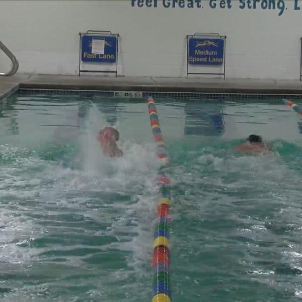 Go 4 It: Swim battle in Bettendorf.