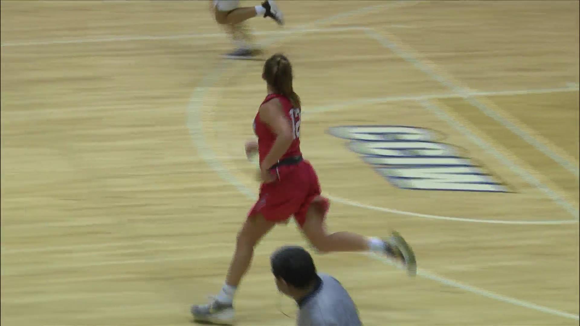 Iowa Girls defeat Illinois 60-56
