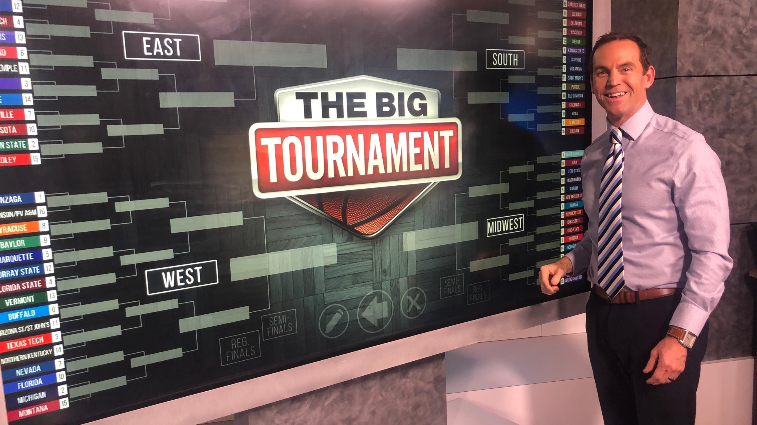 Host Jerod Smalley explains why you should stream The Big Tournament