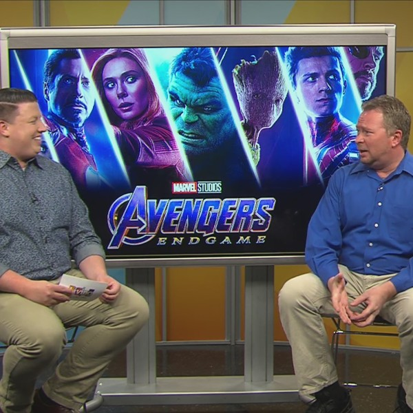"At The Movies | ""Amazing Grace"" & ""Avengers: Endgame"""