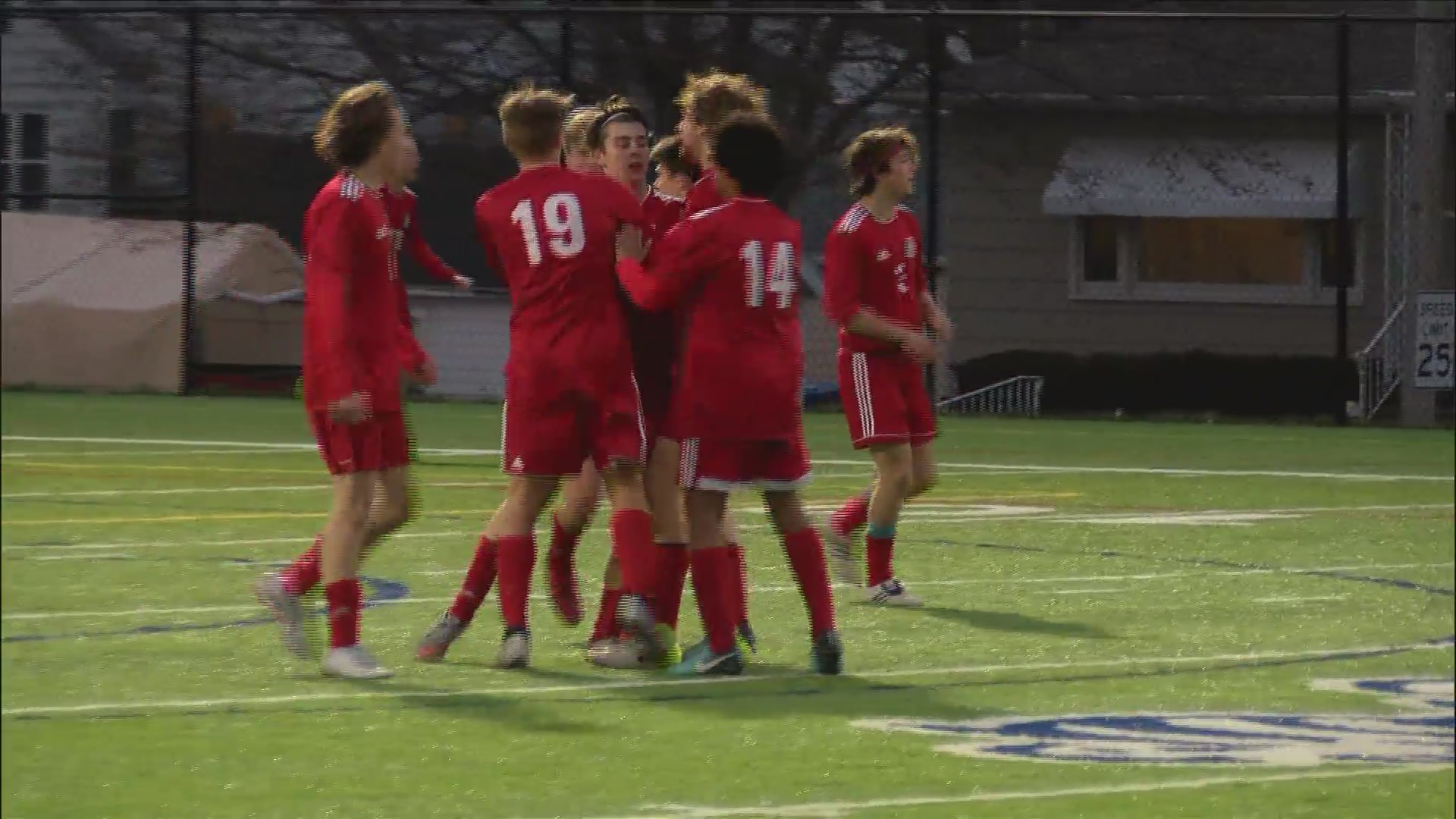 Burkhart tallies game-winner as Assumption beats Central