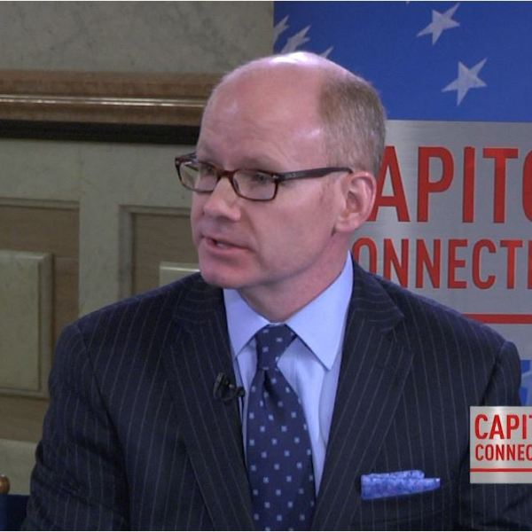 Extended Interview: Senator Don Harmon on progressive tax push