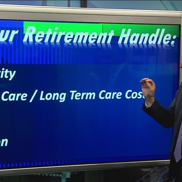 4 Your Money: Retirement Cost