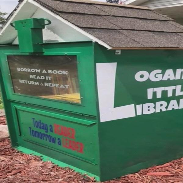 Logan's Little Library 630am