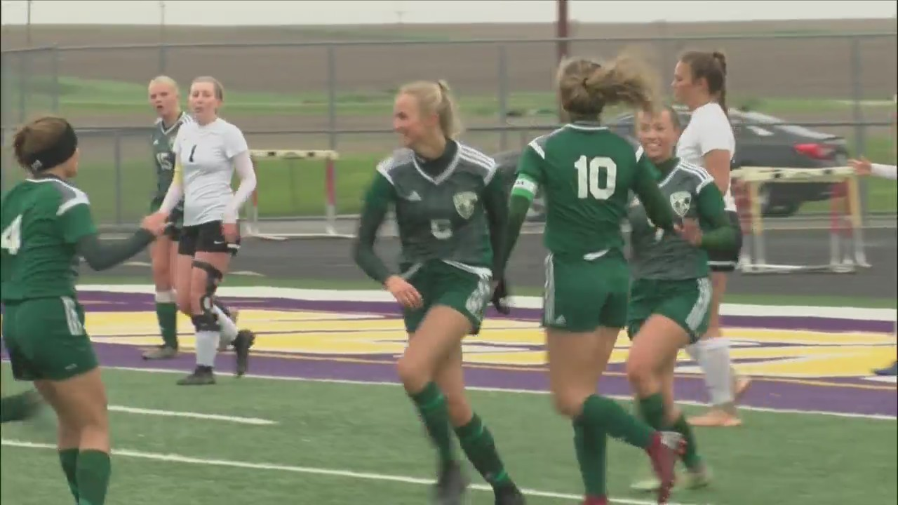 Alleman Girls Soccer loses 3-2 in OT in Super-Sectional.