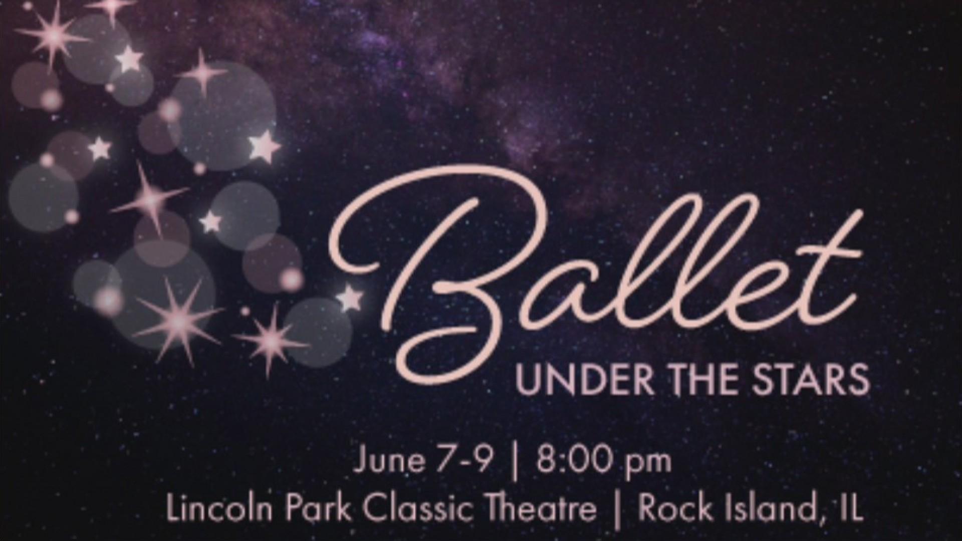 Ballet Under the Stars | Ballet Quad Cities