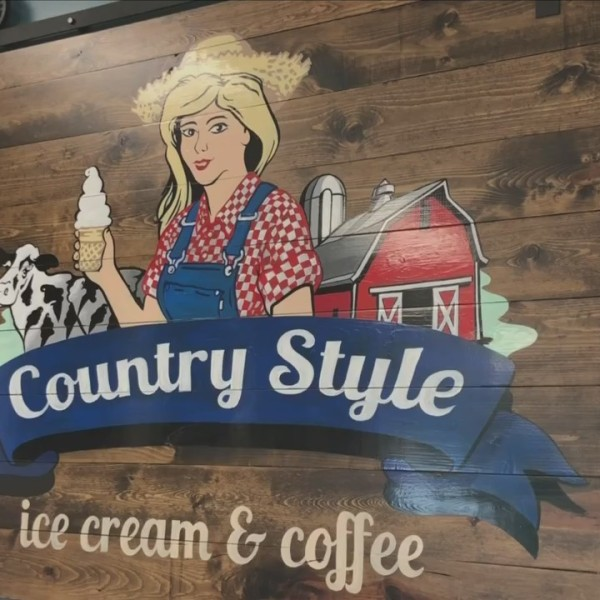 Foodie Friday: Country Style ice cream