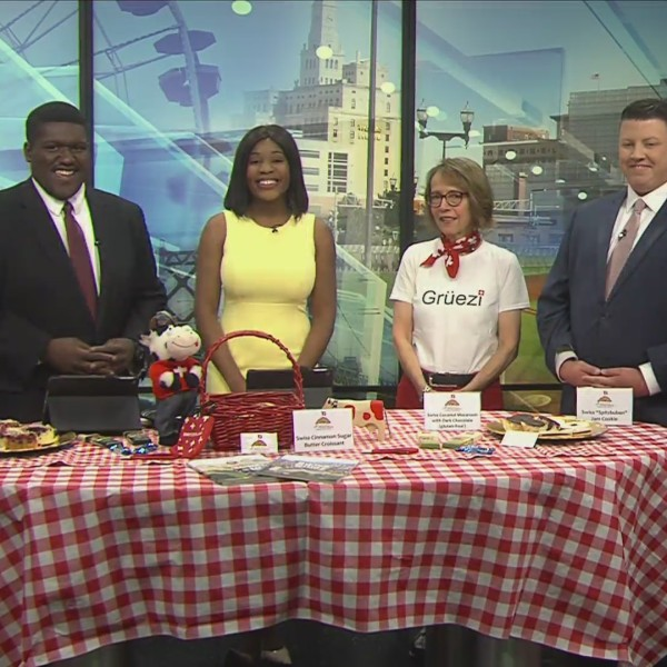 Foodie Friday: Suzanne's Swiss Bakery
