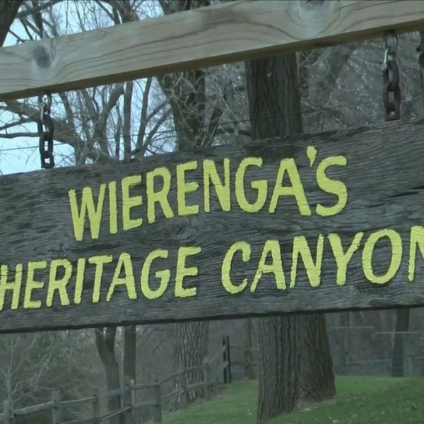 Heritage Canyon has a special meaning for neighbors in Fulton