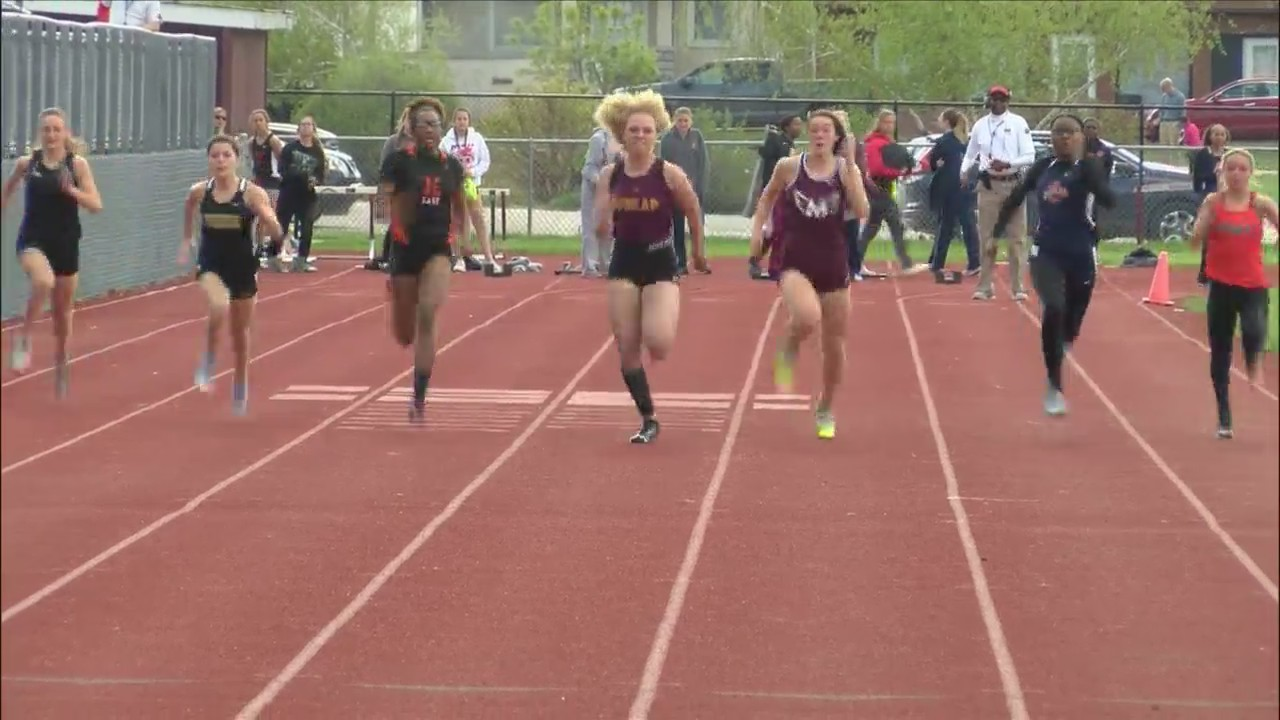 Moline's Pittington paces Class 3A state qualifiers in girls track