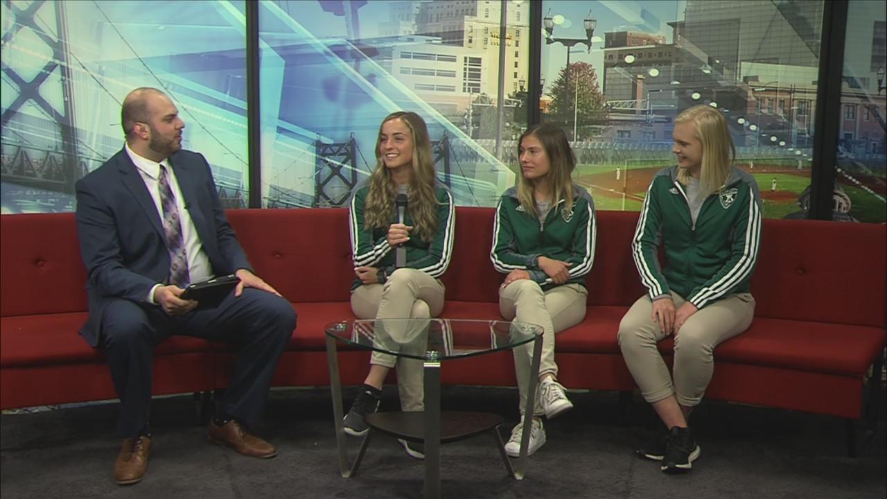 Part one: Alleman girls soccer on Fox 18 Sports Sunday