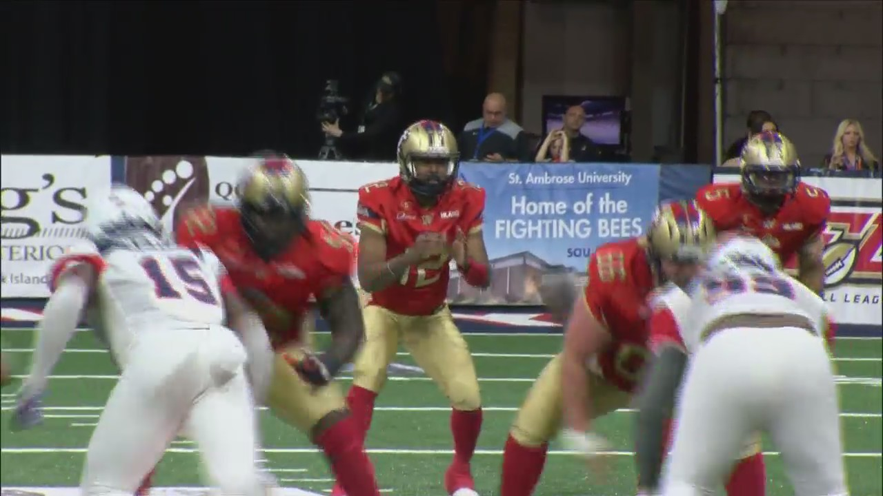 Steamwheelers fall to Storm, drop to 3-6