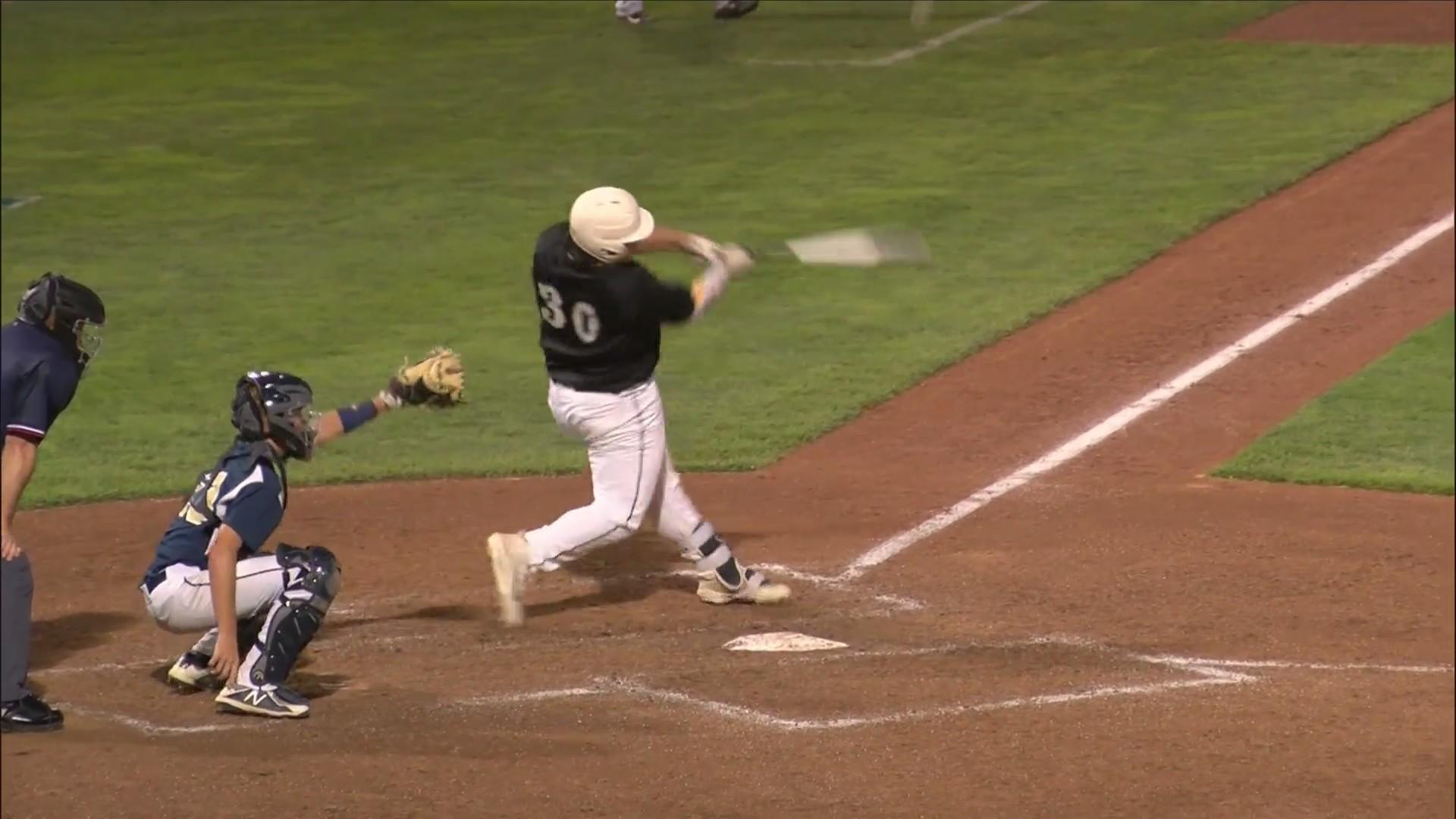 Alleman Baseball loses 7-2 at State.
