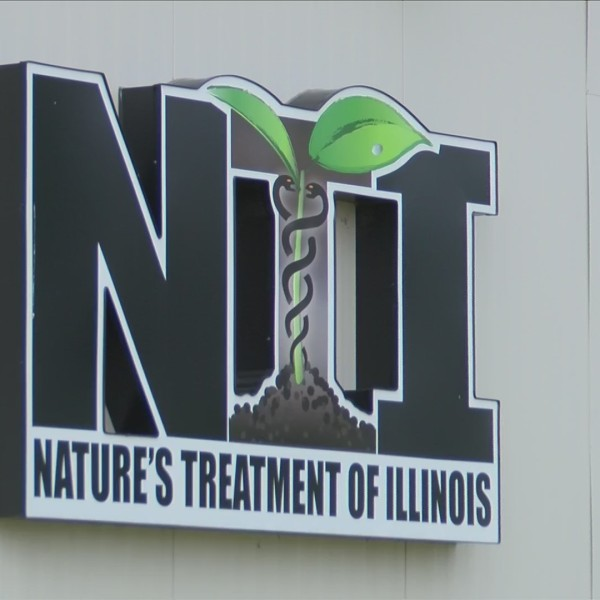 Local dispensary already preparing for legalization of marijuana in Illinois