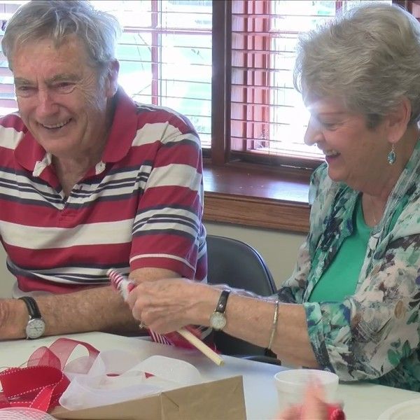Memory Cafe spurs on conversation among seniors