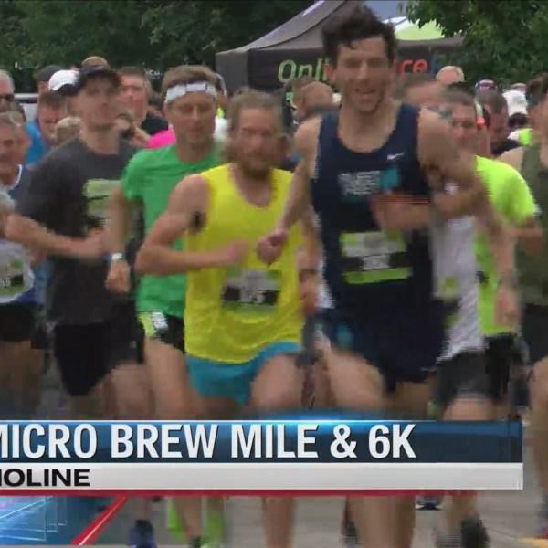 Micro Brew Mile & 6K