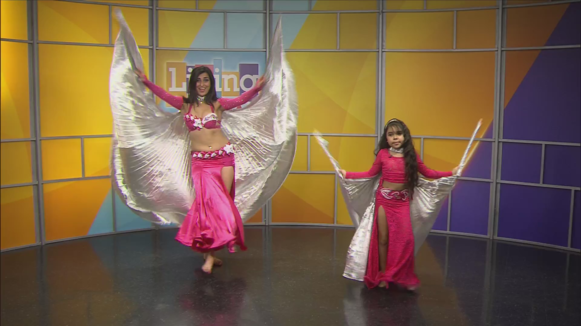 The Art of Belly Dancing | Quad City Motion Dance Company