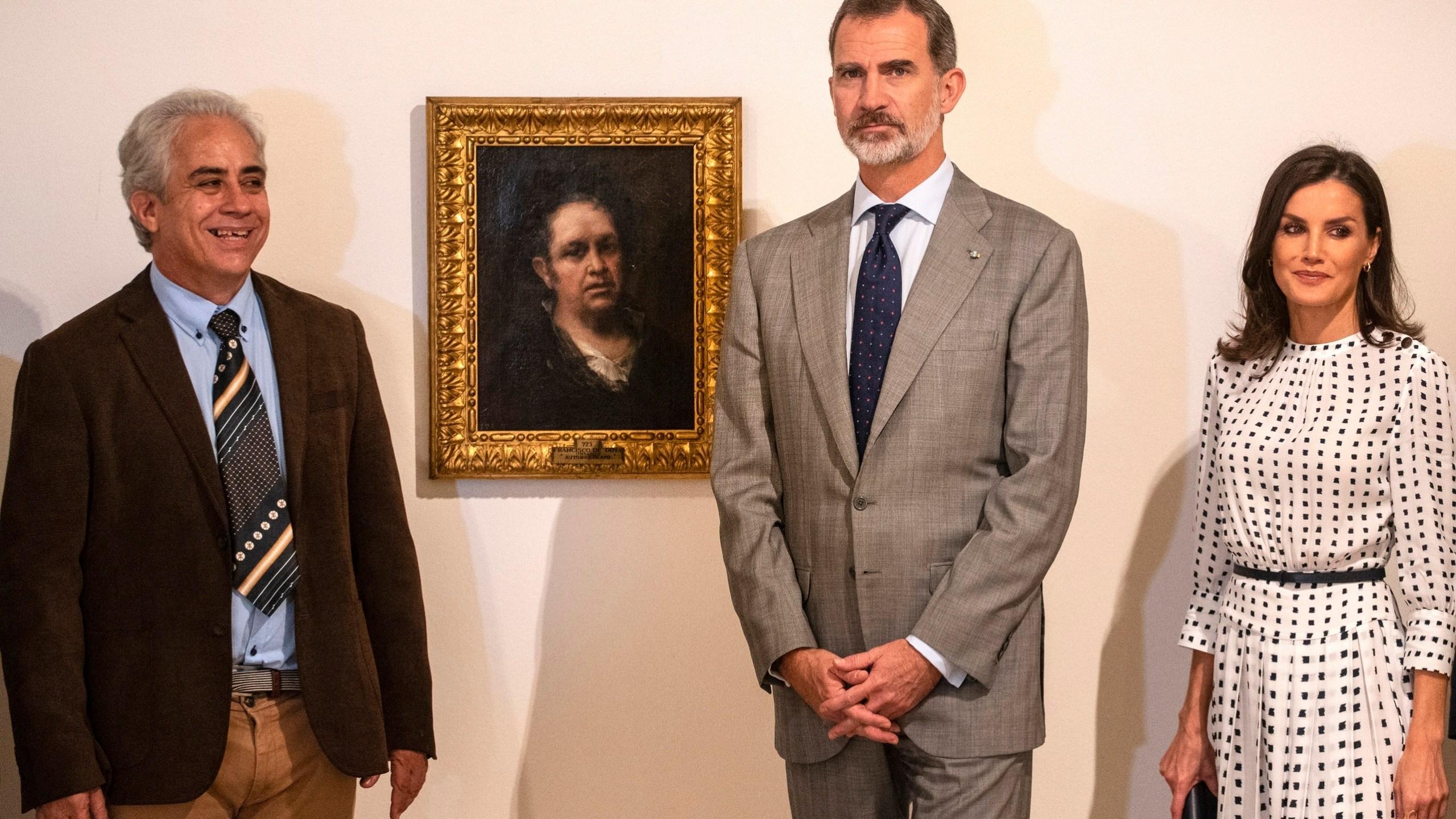 King Felipe, Letizia