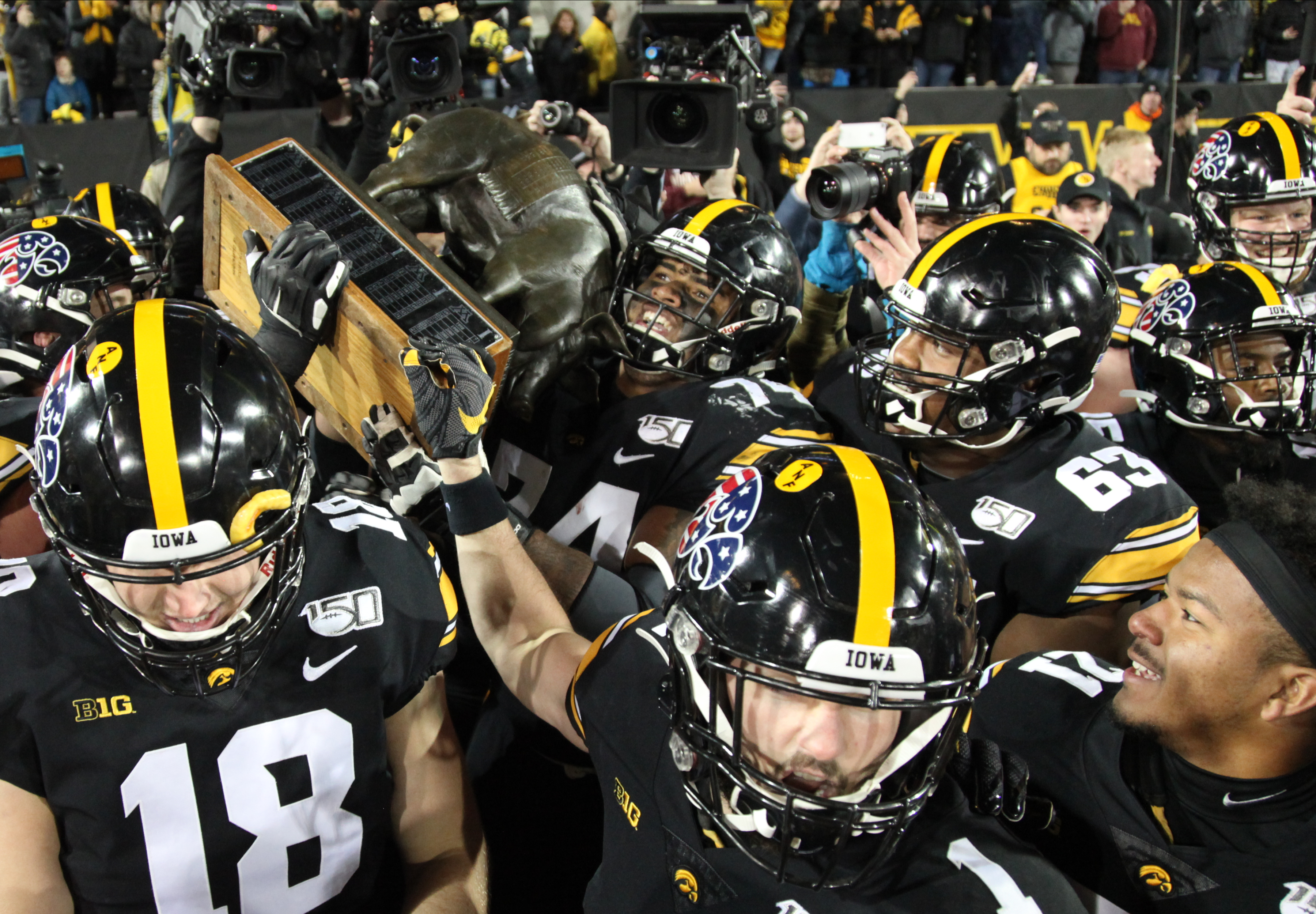Big Ten Releases Latest 2020 Hawkeyes Football Schedule Ourquadcities