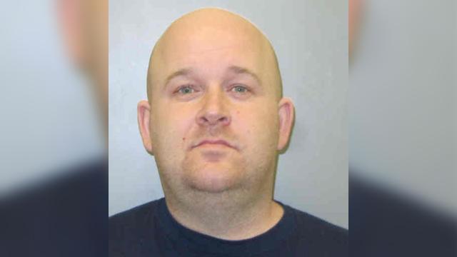 Jacob Lee Brosman, 29, of Burlington (Photo courtesy of the Burlington Police Department)
