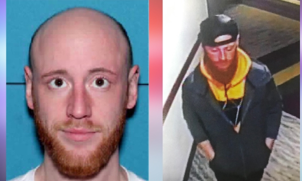 Devin Thomas Stevens, 30, is wanted by the Rock Island County Sheriff's Office for burglary and resisting a police officer (photos courtesy of the RICO Sheriff's Office)