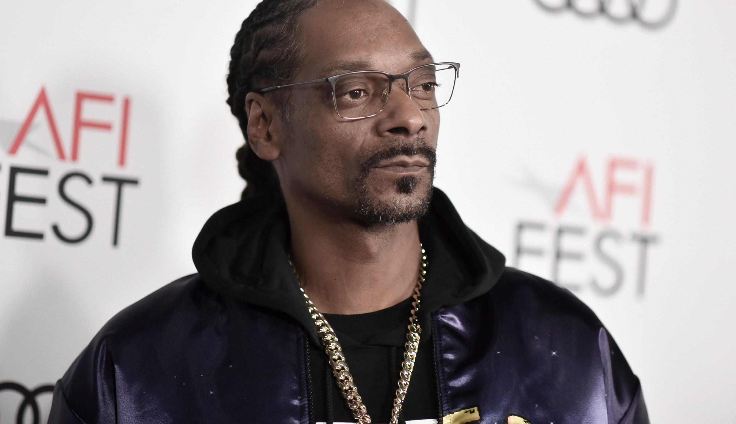 Snoop Dogg, Calvin Cordozar Broadus Jr.