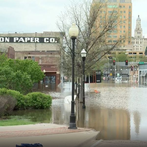 Davenport Flooding