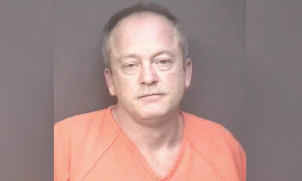 Ronny H. Anderson, 46, of Barstow, Ill., was arrested on February 24 on Federal gun charges after he barricaded himself in his residence.